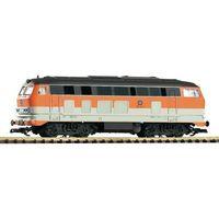 Lokomotywa diesel serii 218,  37506, city bahn niem. kol. federalnej, w skali g marki Piko g