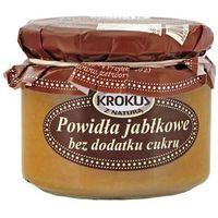 310g powidła jabłkowe bez dodatku cukru tradycyjna receptura marki Krokus