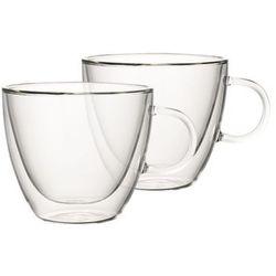Villeroy & Boch - Artesano Hot Beve. New Zestaw Szklanek z uchem do kawy lub herbaty