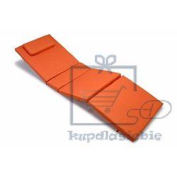 Poduszka Garth na leżak pomarańczowa (4025327060212)