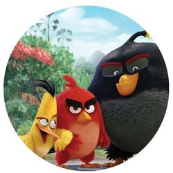 Modew Dekoracyjny opłatek tortowy angry birds - 20 cm - 10