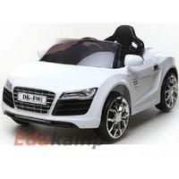 Sportowe auto na akumulator ar8 + miękkie koła 8828!! pilot + gratis! marki Tima