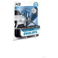 Żarówka H3 PHILIPS 12V 55W PK22s WhiteVision 1szt. !ODBIÓR OSOBISTY KRAKÓW! lub wysyłka - produkt z kateg
