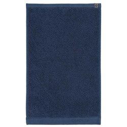 Essenza Duży ręcznik kąpielowy w kolorze granatowym, chłonny ręcznik łazienkowy,
