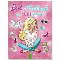 Barbie - Malbuch mit 1001 Stickern