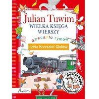 Posłuchajki. Julian Tuwim. Wielka księga wierszy. Abecadło rymów. (kategoria: Audiobooki)