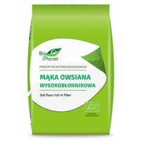 Mąka owsiana wysokobłonnikowa BIO 1kg - Bio Planet