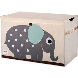 Pudełko zamykane słoń marki 3 sprouts