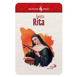 Karta skuteczni święci - święta rita, marki Praca zbiorowa