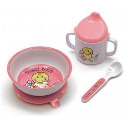 zak!designs Zestaw Smiley baby dla dziewczynki - 6706-3380 - sprawdź w wybranym sklepie