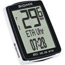 bc 16.16 sts licznik rowerowy kabellos czarny liczniki rowerowe marki Sigma sport