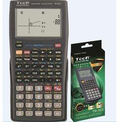Kalkulator graficzny TR-523 TOOR, KW577