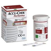 Accu-Chek Performa test pask. 50 pask.