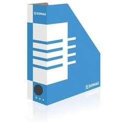 Donau Pojemnik na dokumenty (czasopisma) a4 niebiesko-biały (7648001pl-10) (5901498110088)