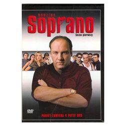Rodzina Soprano (sezon 1, 4 DVD) - produkt z kategorii- Seriale, telenowele, programy TV