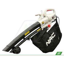 Odkurzacz elektryczny NAC VBE300-AS-H, towar z kategorii: Dmuchawy i odkurzacze liści