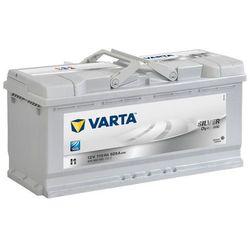 Akumulator VARTA SILVER Dynamic I1 12V 110Ah 920A (EN) +P