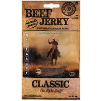 50g beef jerky classic peklowana suszona wołowina | darmowa dostawa od 150 zł!, marki Bullseye meats