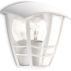 Lampa ogrodowa PHILIPS myGarden Creek 15387/31/16 Biały