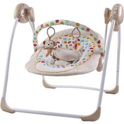 Leżaczek elektryczny małpka  sg04-b90020, marki Sun baby