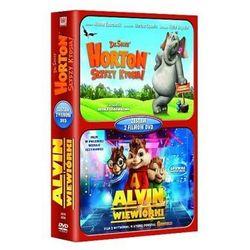 Horton słyszy Ktosia / Alvin i wiewiórki - zestaw (2xDVD) - Imperial CinePix - sprawdź w wybranym sklepie