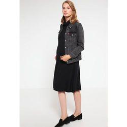 MAMALICIOUS MLROLL Sukienka z dżerseju black