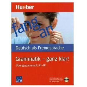 Grammatik – Ganz Klar! + CD (224 str.)