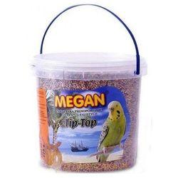 Megan Pokarm dla papug falistych Tip-Top 1L [ME9] - oferta [f5add0a23fa3b74e]