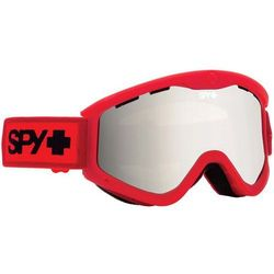 gogle snowboardowe SPY - T3 Elemental Red/Bro/Si (RED BRO SI) - produkt z kategorii- Kaski i gogle