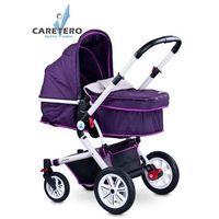 Wózek wielofunkcyjny CARETERO Compass purple