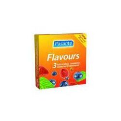 Flavours (1 op./12 szt.) wielosmakowe z kategorii Prezerwatywy