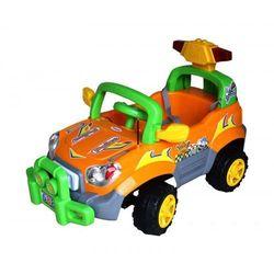 Samochód Police Orange z kategorii Pojazdy elektryczne