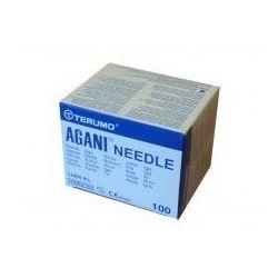 Igły iniekcyjne Terumo Agani 0,7 x 32 22G (igła do strzykawki)