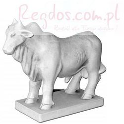 Figura ogrodowa betonowa byk 34cm