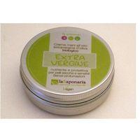Naturalny Krem do rąk do skóry suchej z masłem shea i oliwką z oliwek La Saponaria 60ml