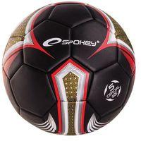 Piłka nożna SPOKEY 835918 Velocity Spear Srebrno-Czerwony (rozmiar 5) (5901180359184)