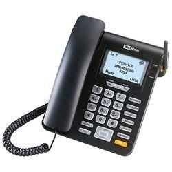 Maxcom MM28D telefon stacjonarny na kartę SIM (telefon stacjonarny)