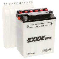 Akumulator motocyklowy Exide YB14L-A2 14Ah 145A