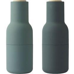 Młynki do soli, pieprzu, przypraw Bottle Grinder Menu zielone (4418479)