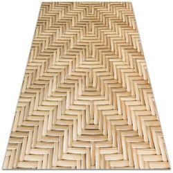 Dywanomat.pl Tarasowy dywan zewnętrzny tarasowy dywan zewnętrzny wiklinowa tekstura