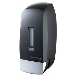 Dystrybutor mydła Bisk H4 500 ml czarny, 04586