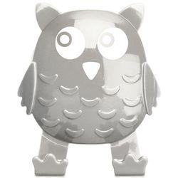 Wenko Uniwersalny haczyk owl na przyssawkę, wieszak - kolor taupe,