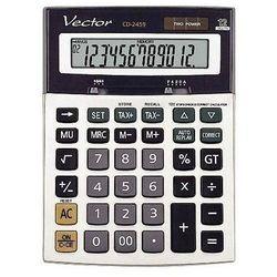 Kalkulator VECTOR CD-2459 (5904329527352)