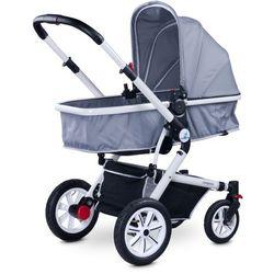Caretero Wózek wielofunkcyjny Compass, szary - produkt z kategorii- Wózki wielofunkcyjne