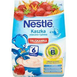 NESTLE Kaszka mleczno-ryżowa z truskawką 230g - produkt z kategorii- Kaszki i kleiki dla dzieci