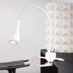 Nordlux MENTO lampa z klipsem LED Biały, 1-punktowy - Nowoczesny - Obszar wewnętrzny - MENTO - Czas dostawy: od 4-8 dni roboczych