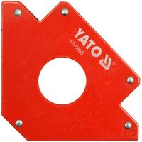 kątownik spawalniczy magnetyczny 122x190x25 0865 marki Yato