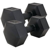 Spokey MONSTER - Zestaw hantli sześciokątnych 6 kg - produkt z kategorii- Hantle