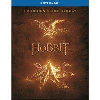 Hobbit: Filmowa trylogia Edycja limitowana steelbook (6xBlu-Ray) - Peter Jackson (7321996336526)