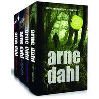 Pakiet Arne Dahl. Wody wielkie; Sen nocy letniej; Msza żałobna; Ciemna liczba